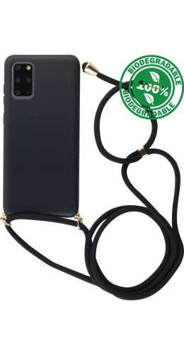 Coque Samsung Galaxy S20+ - Bio Eco-Friendly Lacet noir