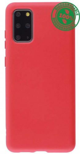 Coque Samsung Galaxy S20+ - Bio Eco-Friendly rouge