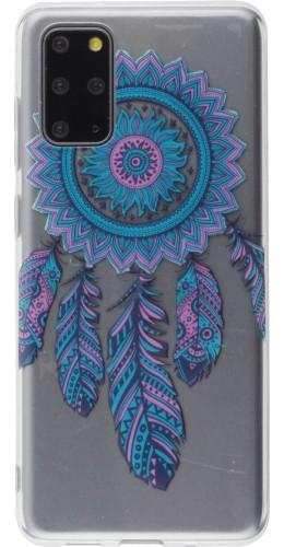 Coque Samsung Galaxy S20+ - Gel Dreamcatcher plumes