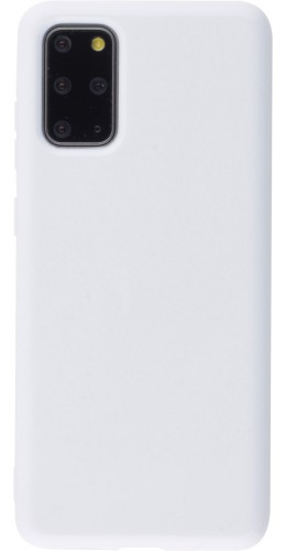 Coque Samsung Galaxy S20 - Gel blanc