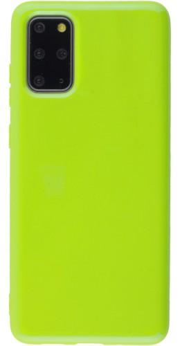 Coque Samsung Galaxy S20+ - Gel vert