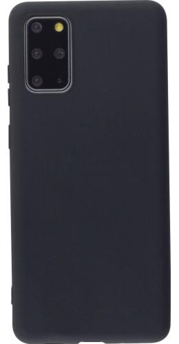 Coque Samsung Galaxy S20+ - Silicone Mat noir