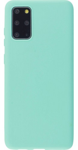 Coque Samsung Galaxy S20 - Silicone Mat turquoise