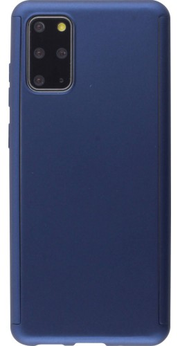 Coque Samsung Galaxy S20+ - 360° Full Body bleu foncé