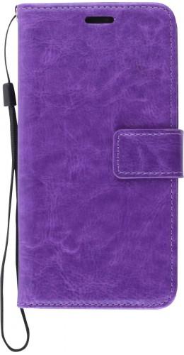 Fourre Huawei P30 Pro - Premium Flip violet