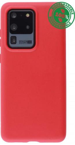 Coque Samsung Galaxy S20 Ultra - Bio Eco-Friendly rouge