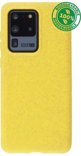 Coque Samsung Galaxy S20 Ultra - Bio Eco-Friendly jaune
