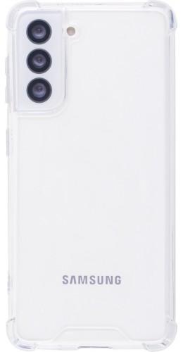Coque Samsung Galaxy S21 5G - Bumper Glass transparent