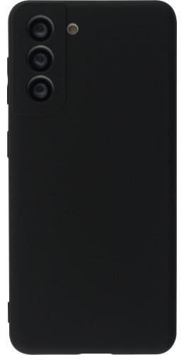 Coque Samsung Galaxy S21+ 5G - Soft Touch noir