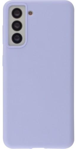 Coque Samsung Galaxy S21 5G - Soft Touch violet