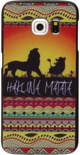 Coque Samsung Galaxy S6 edge - Hakuna Matata