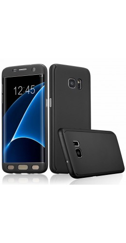 Coque Samsung Galaxy S7 edge - 360° Full Body noir
