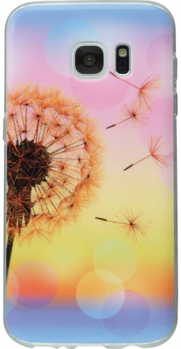 Coque Samsung Galaxy S7 - Pissenlit Sunset