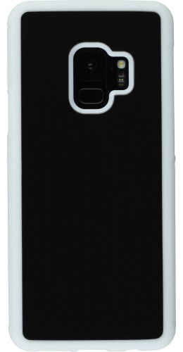 Coque Samsung Galaxy S9 - Anti-Gravity blanc