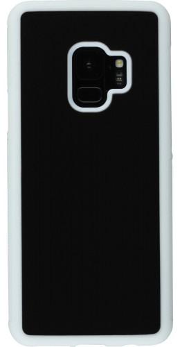 Coque Samsung Galaxy S9+ - Anti-Gravity blanc
