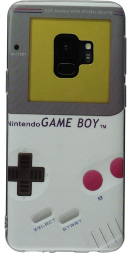 Coque Samsung Galaxy S9+ - Game Boy
