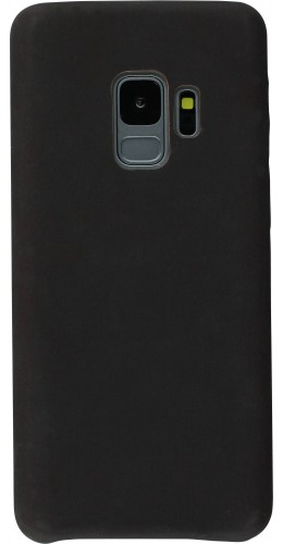 Coque Samsung Galaxy S9 - Plastic Mat noir
