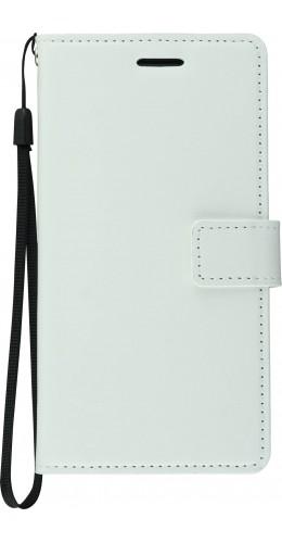 Fourre Samsung Galaxy Note8 - Premium Flip blanc