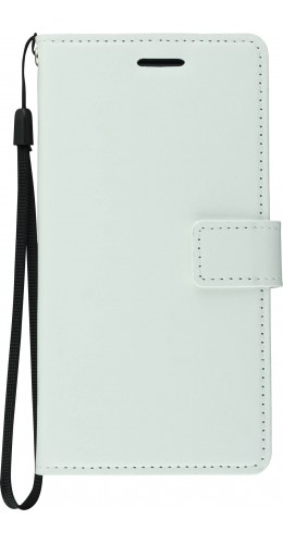 Fourre Samsung Galaxy S10 - Premium Flip blanc