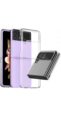 Coque Samsung Galaxy Z Flip3 - Plastique transparent