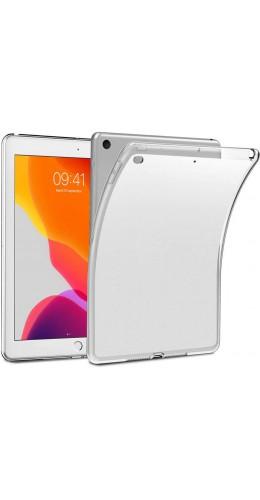 "Coque iPad 10.2"" - Gel transparent Silicone Super Clear flexible"