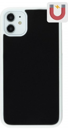 Coque iPhone 11 - Anti-Gravity blanc