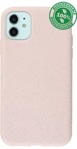 Coque iPhone 11 - Bio Eco-Friendly rose