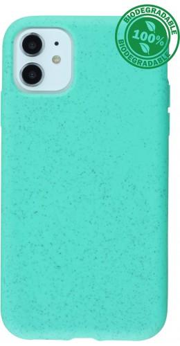 Coque iPhone 11 - Bio Eco-Friendly turquoise
