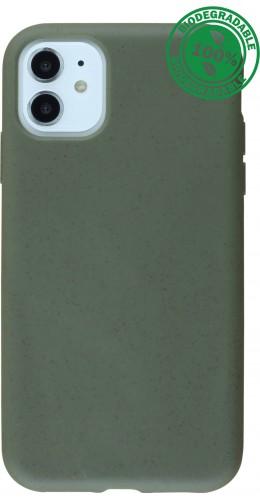 Coque iPhone 11 - Bio Eco-Friendly vert foncé