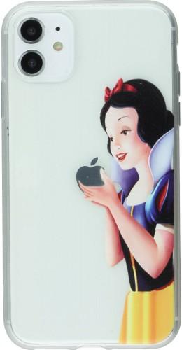 Coque iPhone 11 - Blanche neige