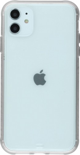 Coque iPhone 11 - Bumper Blur transparent