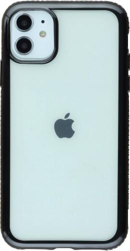 Coque iPhone 11 - Bumper Diamond noir