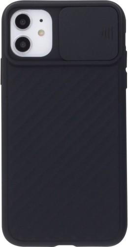 Coque iPhone 11 - Caméra Clapet noir