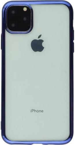 Coque Samsung Galaxy S9+ - Electroplate bleu
