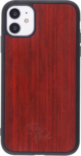 Coque iPhone 11 - Eleven Wood Rosewood