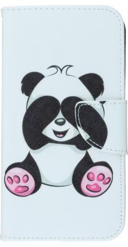 Coque iPhone 11 - Flip Panda Play