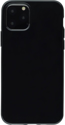 Coque iPhone 12 mini - Gel noir