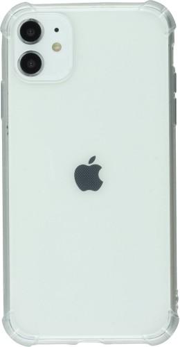 Coque iPhone 11 - Gel transparent bumper