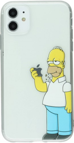 Coque iPhone 11 - Homer Simpson