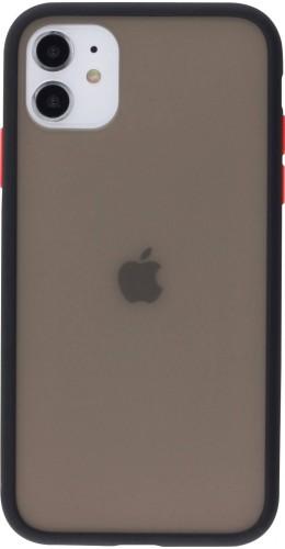Coque iPhone 11 - Matte noir