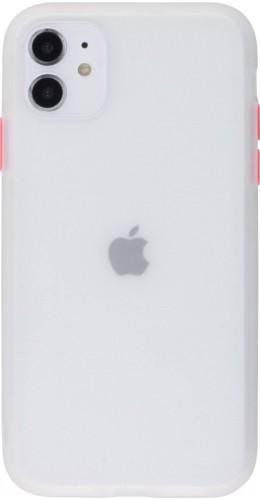Coque iPhone 11 - Matte transparent