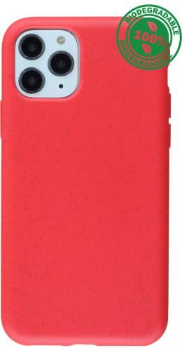 Coque iPhone 11 Pro Max - Bio Eco-Friendly rouge