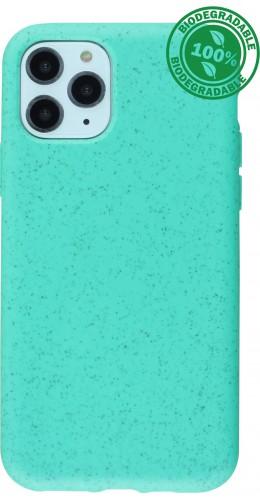 Coque iPhone 11 Pro - Bio Eco-Friendly turquoise
