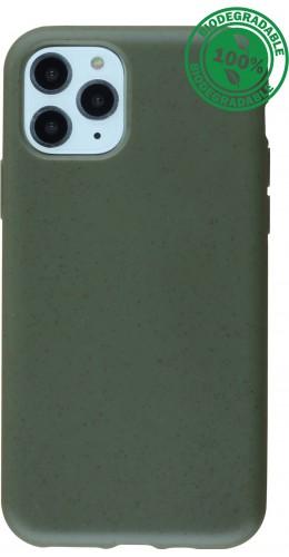 Coque iPhone 11 Pro Max - Bio Eco-Friendly vert foncé