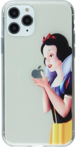 Coque iPhone 11 Pro - Blanche neige