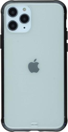 Coque iPhone 11 Pro Max - Bumper Blur noir