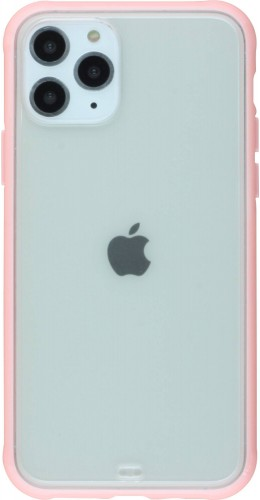 Coque iPhone 11 Pro - Bumper Blur rose