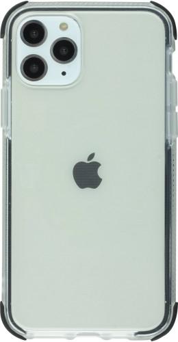 Coque iPhone 11 - Bumper Stripes noir
