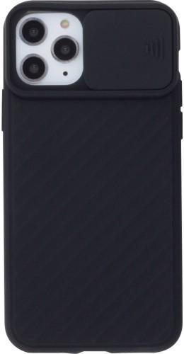 Coque iPhone 11 Pro Max - Caméra Clapet noir