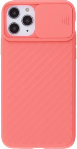 Coque iPhone 11 Pro - Caméra Clapet saumon